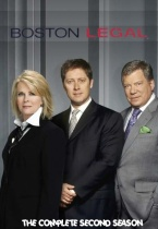 Boston Legal saison 2 - Seriesaddict
